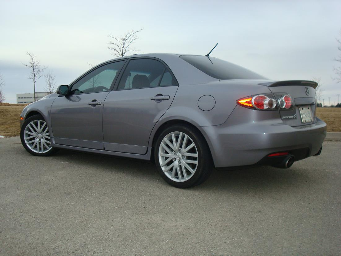 2006 mazdaspeed 6 the used car factory. Black Bedroom Furniture Sets. Home Design Ideas